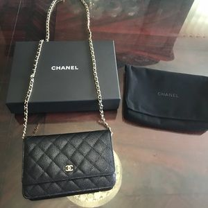*NEW* Chanel Wallet On Chain (WOC)